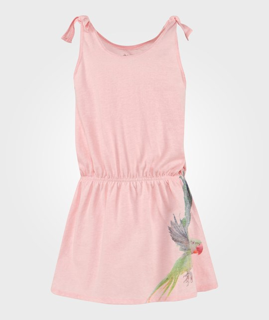 How To Kiss A Frog Slip Dress Parrot Pink Pink