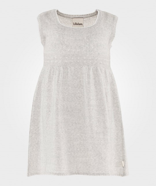 Lillelam Anna Dress Grey Grey