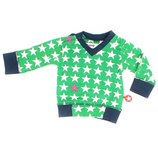 Kik Kid T-Boy Baby Green/White/Pink Green