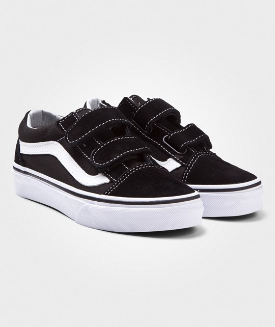 Vans Old Skool Shoes Black/True White Black/True White