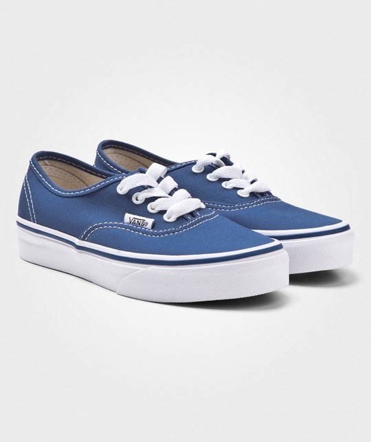 Vans Кеды Authentic Shoes Navy/True White Navy/True White