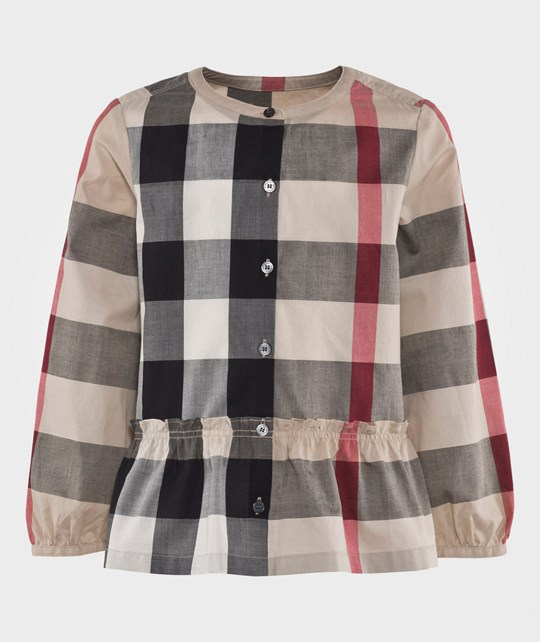 Burberry Renate All over Check Cardigan New Classic Check