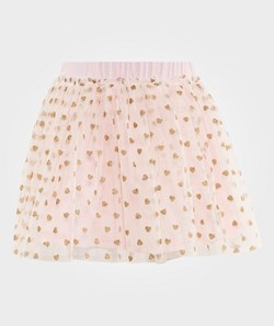 Hust&Claire Tulle Skirt Chalk Pink