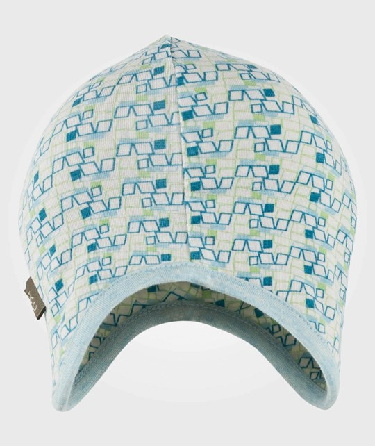 Kidscase Otto Organic NB Hat Light Blue Light Blue