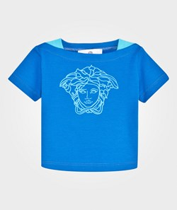 Versace T-Shirt Blue/Turquoise