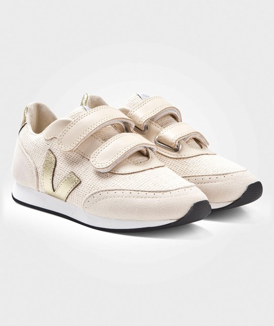 Veja Junior Arcade Small Jute Natural Gold Sabel Gold