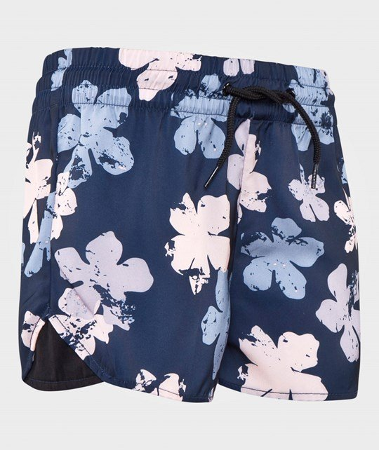 Little Pieces Vicram Shorts Black Iris Black Iris