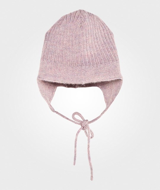 As We Grow Baby Alpaca Hat Soft Rose Soft Rose