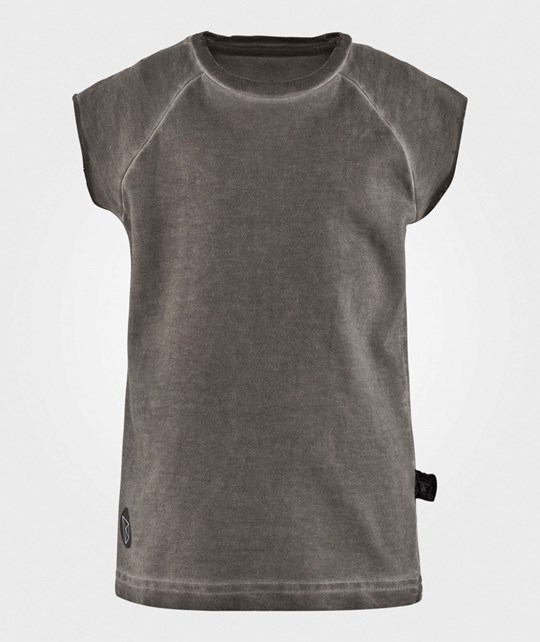 NUNUNU Рубашка Muscle Shirt Dyed Grey Dyed Grey