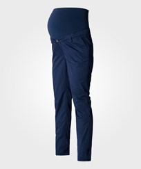 Esprit Maternity Pants OTB Chino Dark Navy Dark Navy
