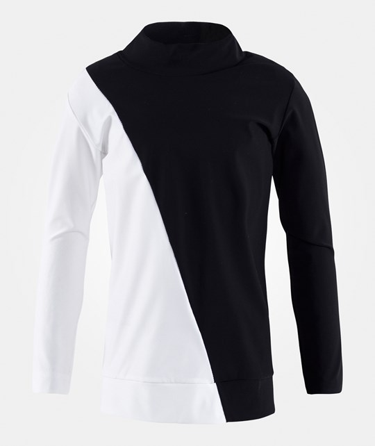 NUNUNU Rash Guard Black & White Black & White