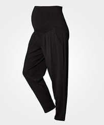 Boob Once-On-Never-Off Loose Pants Black Black