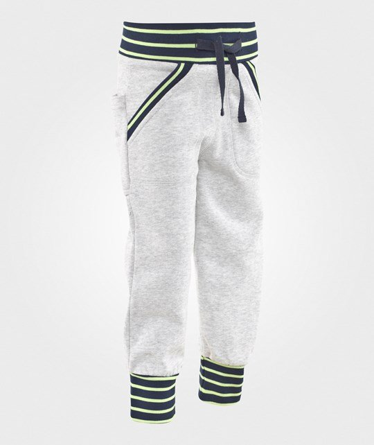 Geggamoja College Pants Lime Green/Marine Lime green/marine