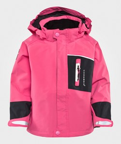 Geggamoja All-Weather Jacket Cerise