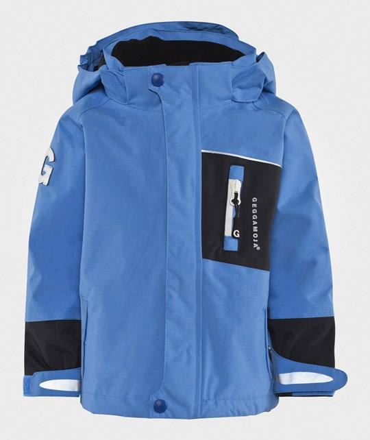 Geggamoja All-Weather Jacket Blue Blue