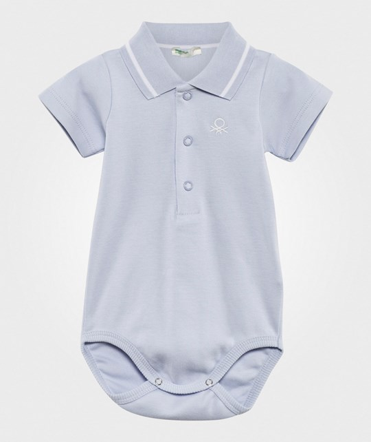 United Colors of Benetton Baby Body Pale Blue PALE BLUE 081