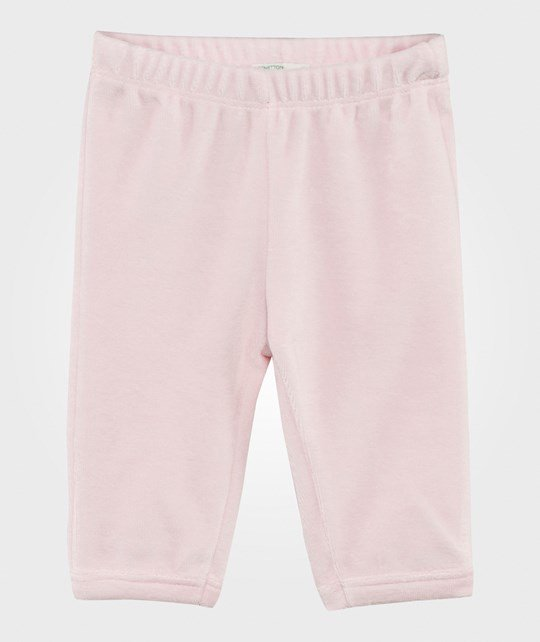 United Colors of Benetton Velour Joggers Pink PINK 003