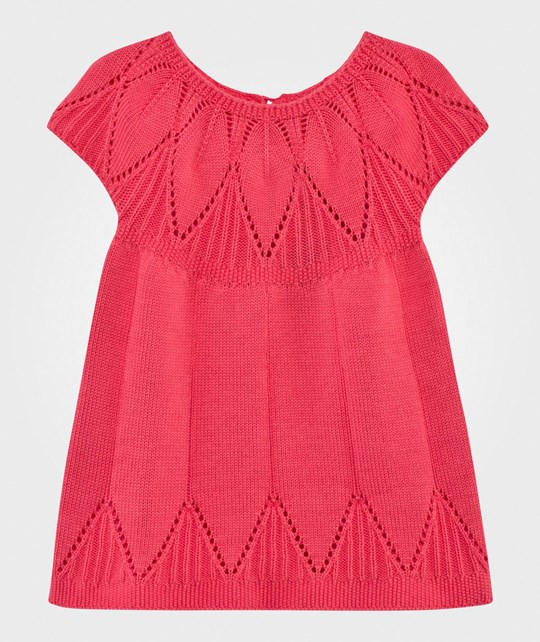United Colors of Benetton Knit Dress Coral CORAL 22G