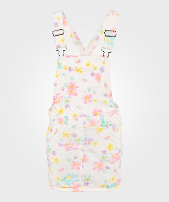 United Colors of Benetton Skirt Dungaree Off White OFF WHITE 901