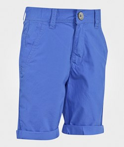 United Colors of Benetton Chino Shorts Bright Blue