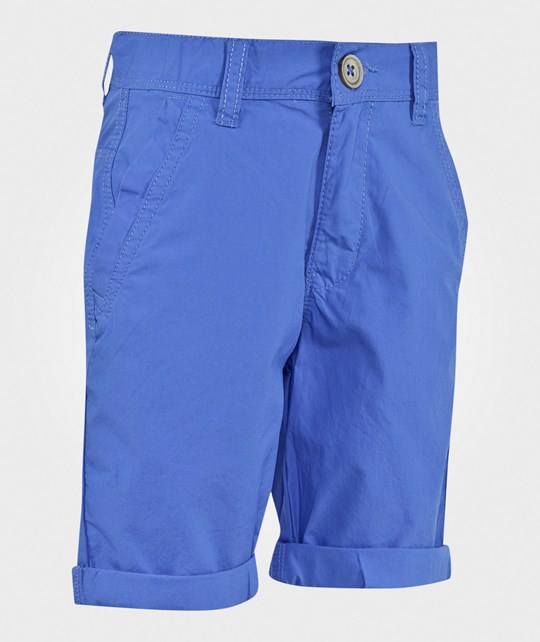 United Colors of Benetton Chino Shorts Bright Blue BRIGHT BLUE 08A