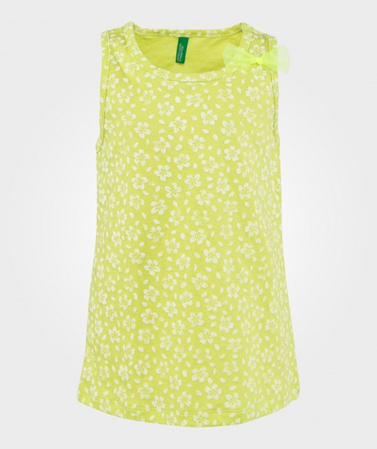 United Colors of Benetton Tank-Top Yellow YELLOW 905