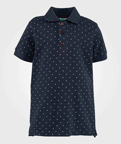United Colors of Benetton Polo Shirt Navy