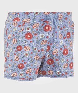 United Colors of Benetton Jersey Shorts Blue