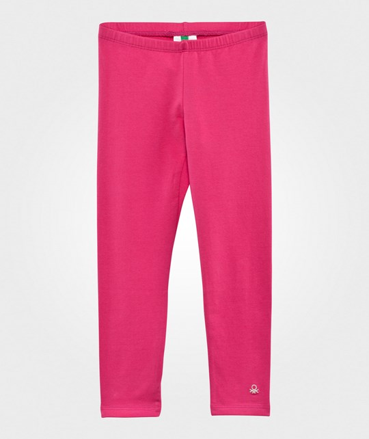 United Colors of Benetton Леггинсы  Basic Leggings Fuschia FUSCHIA 32U
