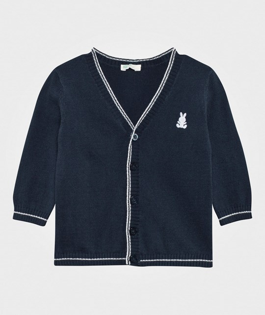 United Colors of Benetton Cardigan Navy NAVY 13C
