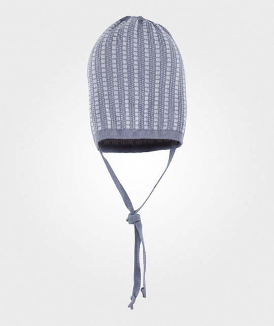 Huttelihut Babyhut Sea Urchins Hat Light Grey 浅灰