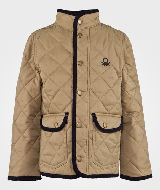 United Colors of Benetton Куртка Демисезонная  Barn Jacket Beige BEIGE 329