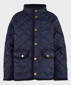 United Colors of Benetton Barn Jacket Navy