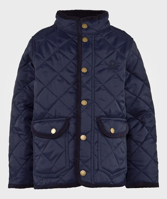 United Colors of Benetton Barn Jacket Navy NAVY 13C