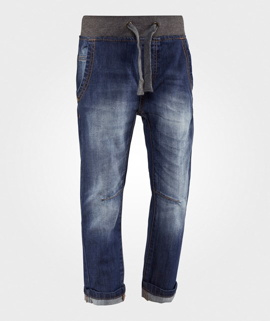 United Colors of Benetton Denim Trouser Mid Wash MID WASH 901