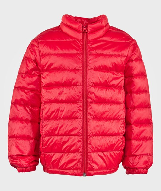 United Colors of Benetton Down Jacket Red RED 11R