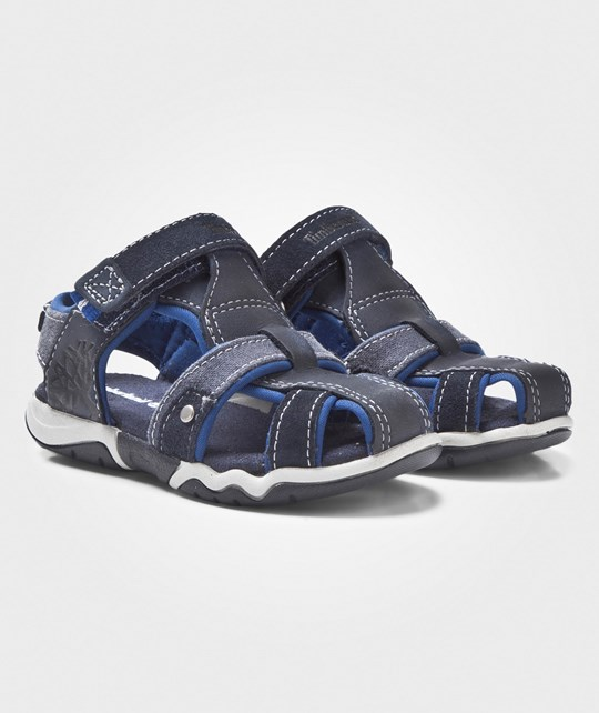 Timberland Park Hopper Closed Toe Sandal Navy Navy