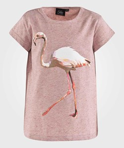 Petit by Sofie Schnoor T-Shirt s/s w Print Old Rose