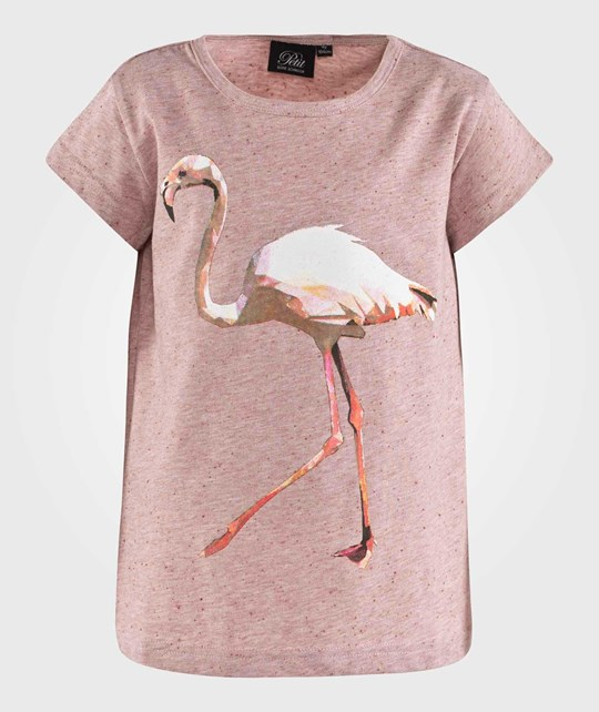 Petit by Sofie Schnoor Print T-Shirt Old Rose Old Rose