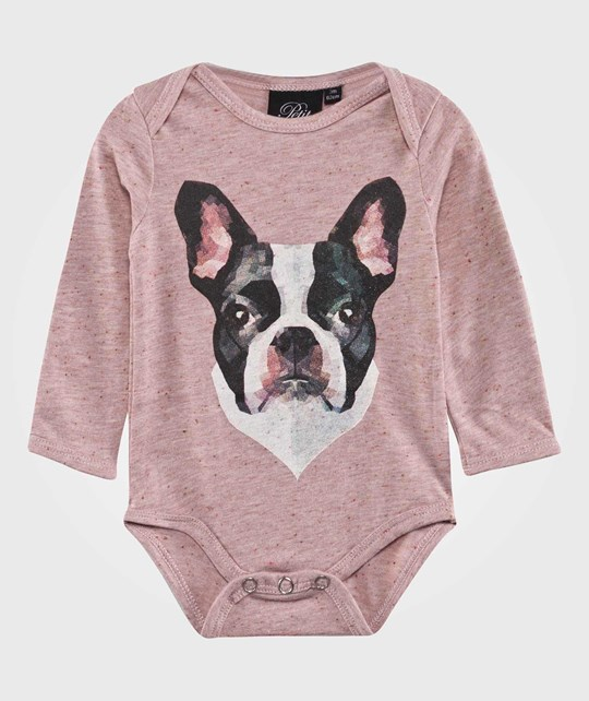 Petit by Sofie Schnoor Body l/s Old Rose Old Rose