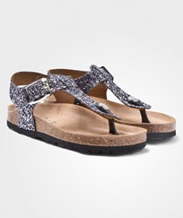Petit by Sofie Schnoor Sandal Glitter Antic Silver antic silver