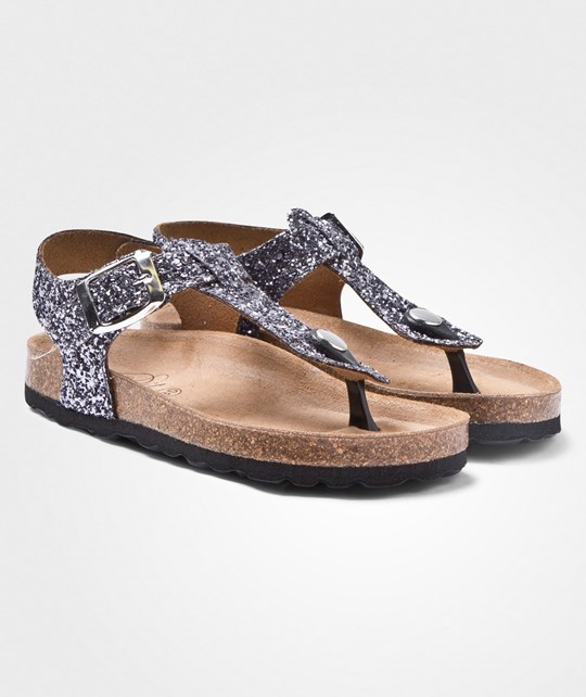 Petit by Sofie Schnoor Glitter Sandal Antic Silver antic silver