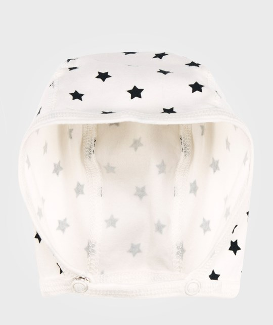 Pippi Helmet Hat Off White White