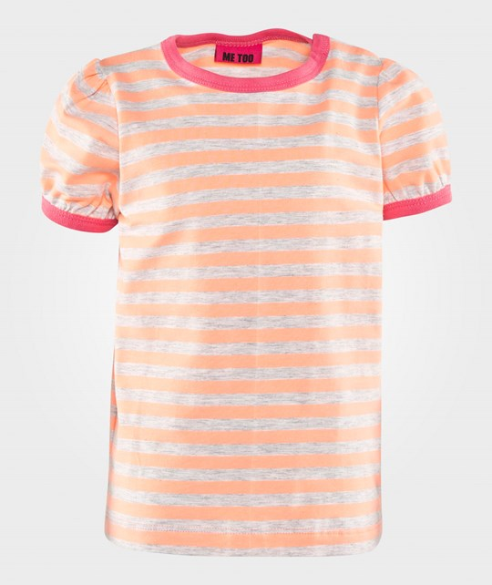 Me Too Gy Mini Top Neon Coral Neon Coral