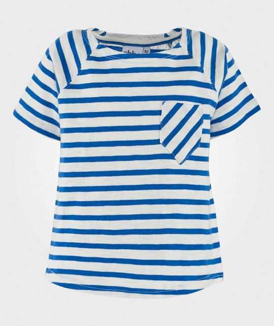 ebbe Kids Bjorn T-Shirt Strong Blue Strong Blue