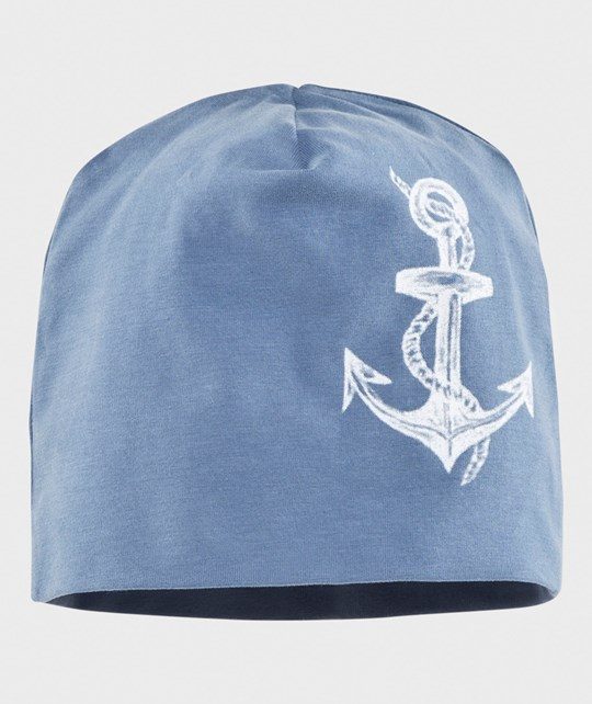 One We Like Hat Anchor Blue Blue