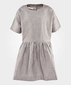 As We Grow Pocket Dress Grey