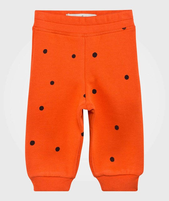 Anïve For The Minors Blackdots Baby Pants Orange оранжевый