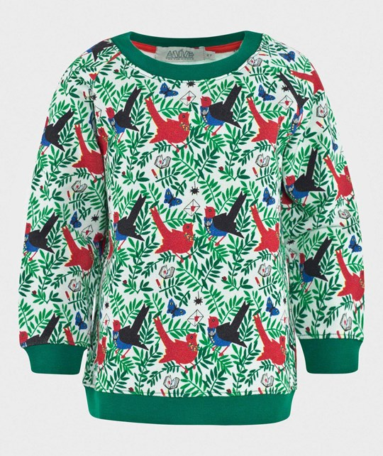 Anïve For The Minors Birdmail Sweater Multi