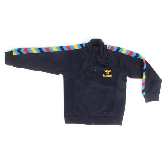 Hummel Jon Zip Multi Navy Blue